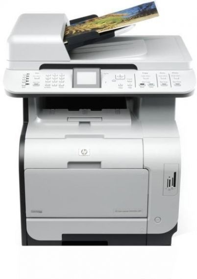 HP Color LaserJet CM2320fxi mfp