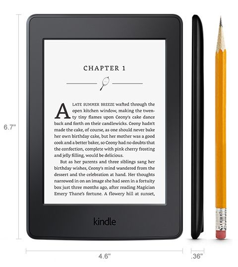 E-Book Reader Kindle Paperwhite 2015
