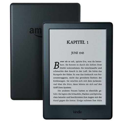 Amazon Kindle (8th Generation) Четец за Е-книги E-Book Reader Kindle 2016-SO Black