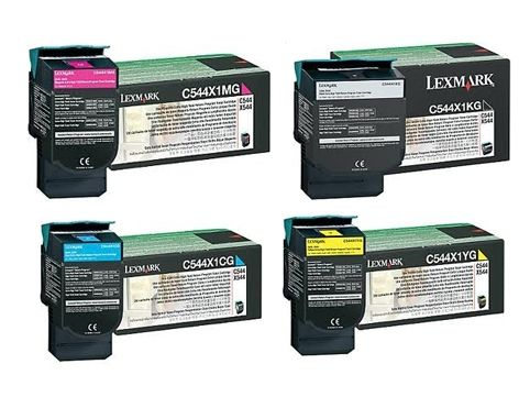 LEXMARK C540/543/546/X543/544/546/548 Cyan  Print Cartridge