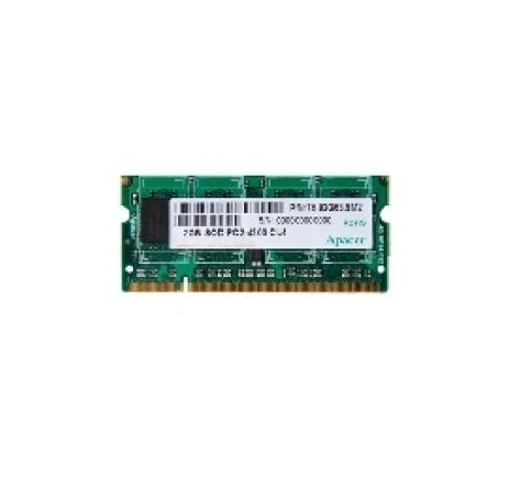 Памет Apacer 2GB Notebook Memory - DDRAM2 SODIMM PC5300@667MHz