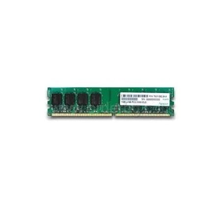 Памет Apacer 2GB Desktop Memory - DDR2 DIMM PC5300 @ 667MHz