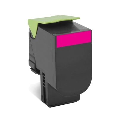 LEXMARK CX410/CX510 Magenta  Print Cartridge презареждане