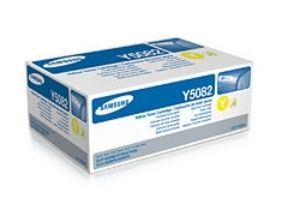 Samsung CLT-Y5082S Yellow Toner/Standard Yield