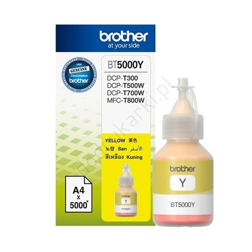 Консуматив, Brother BT-5000 Yellow  Ink Bottle