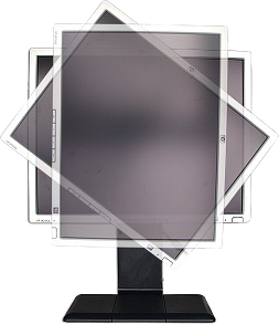 HP LP2065 Flat Panel Monitor
