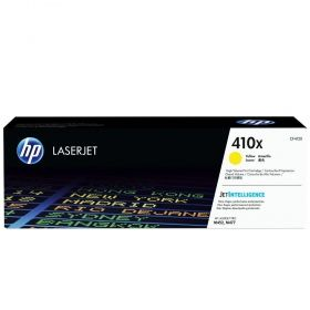 HP 410X Yellow LaserJet Toner Cartridge 5000 копия