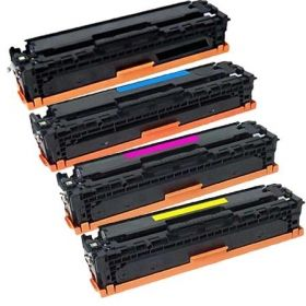HP 410X Black LaserJet Toner Cartridge презареждане 6500 копия