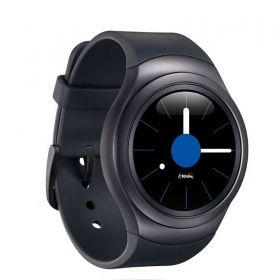 Mobile watch Samsung SM-R7200 GALAXY Gear S2 Sport, Dark Grey