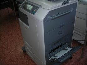 HP Color LaserJet 4730mfp