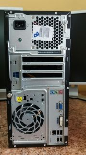 HP Pro 3500 Microtower Business PC
