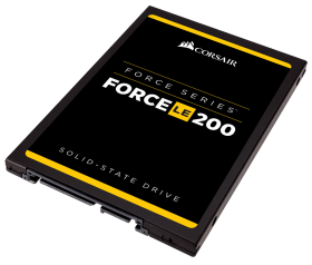 "SSD Corsair Force Series LE200 2.5"" 480GB SATA III TLC 7mm, latest NAND, Up to 560MB/s Sequential Read, Up to 530MB/s Sequential Write; Up to 83K IOPS Random Read, Up to 55K IOPS Random Write."