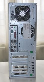HP Workstation XW4600