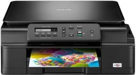 Brother DCP-J105 Inkjet Multifunctional