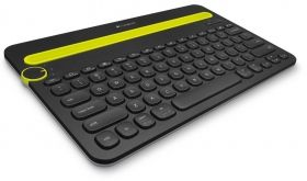 Клавиатура Logitech Bluetooth Multi-Device Keyboard K480, Black