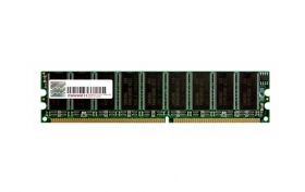 Памет Transcend 512MB 184pin DIMM DDR400 CL3 Gold Lead