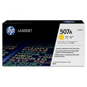 HP507A/CE402A Black LaserJet Toner Cartridge 6K
