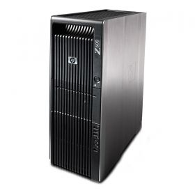 HP Z600 Workstation с двумя процессорами
