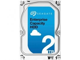 "Твърд диск Seagate 2TB Enterprise Capacity 3.5""  SATA 7200 rpm 128MB"