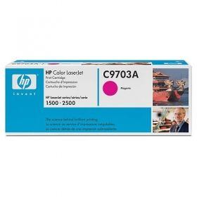 Консуматив HP 121A Magenta LaserJet Toner Cartridge