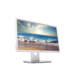 "Монитор Dell P2317H, 23"" Wide LED Anti-Glare, IPS Panel, 6ms, 400000:1 DCR, 250 cd/m2, 1920x1080 FullHD, USB 3.0, HDMI, Display Port, Height Adjustable, Pivot, Swivel, White"