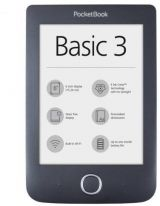 POCKETBOOK BASIC3  PB614-2 бял