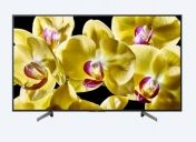 "Телевизор Sony KD-65XG8096B 65"" 4K HDR TV BRAVIA, Edge LED with Frame dimming, Processor 4К X-Reality PRO, Triluminos, Dynamic Contrast Enhancer, Android TV 7.0, XR 400Hz, DVB-C / DVB-T/T2 / DVB-S/S2, USB, Voice Remote, Black"