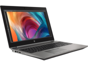 "HP Zbook Studio G5 Intel® Core™ i7-9850H with Intel® UHD Graphics 630 (2.6 GHz base frequency, up to 4.6 GHz with Intel® Turbo Boost Technology, 12 MB cache, 6 cores), vPro™ 16 GB DDR4-2666 SDRAM (1 x 16 GB) 512 GB PCIe® NVMe™ SSD 15.6"" diagonal FHD IPS ("