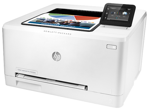HP Color LaserJet Pro color M252dw