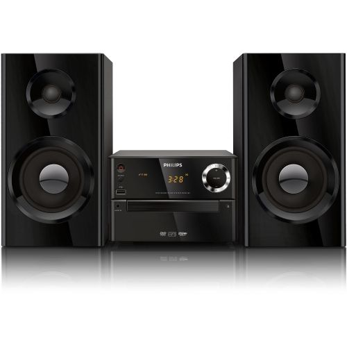 Philips DVD микросистема за домашно кино, Digital Sound Control, Dolby Digital, 70W (RMS)