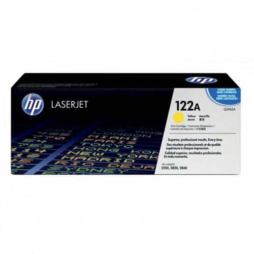 Консуматив HP 122A Yellow LaserJet Toner Cartridge