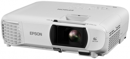 Multumedia Projector EH-TW610,  Full HD 1080p projector 3,000 lumen brightness 10.000:1 contrast ratio 3LCD technology