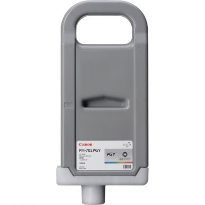 Консуматив Canon Pigment Ink Tank PFI-702 Photo Grey For iPF8100 and iPF9100, 700ml