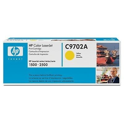Консуматив HP 121A Yellow LaserJet Toner Cartridge