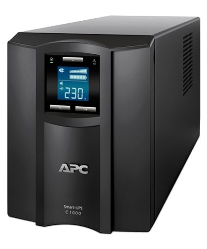 APC Smart-UPS C 1000VA LCD 230V Tower