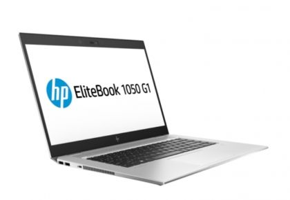 Лаптоп HP EliteBook 1050 G1, Core i7-8750H hexa(2.2Ghz, up to 4.10Ghz/9MB/6C), 15.6