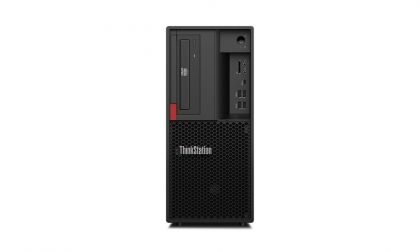 Workstation Lenovo ThinkStation P330 Tower,Intel i7-8700K(3.7GHz up to 4.7GHz,6C,12MB Cache),2x8GB DDR4 2666MHz,256GB SSD Opal,1x GbE,HD Graphics 630,RAID 0,1, support,400W Platinum PSU,DVD RW,7in1 CR,Win 10 Pro,(keyboard+mouse),3 years