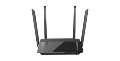 Рутер D-Link Wireless AC1200 Dual Band Gigabit Router with external antenna