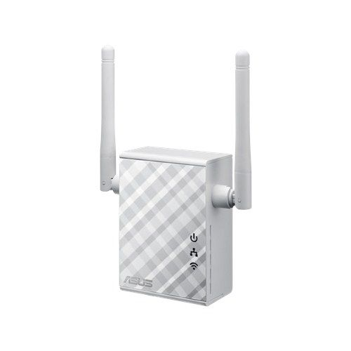 Адаптер Asus RP-N12, Wireless-N300 Range Extender / Access Point / Media Bridge, 802.11 b/g/n, 300Mbps