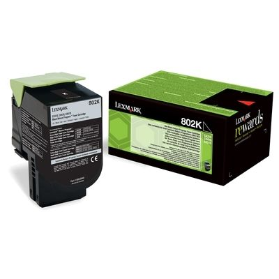 LEXMARK  CX310/CX410/CX510 Black  Print Cartridge заправка
