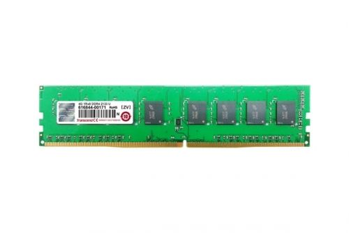 Памет Transcend 8GB 288pin U-DIMM DDR4 2400 1Rx8 1Gx8 CL17 1.2V
