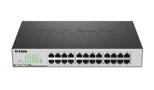 Комутатор D-Link 24-port 10/100/1000 Smart Switch