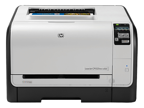 HP Color LaserJet Pro CP1525nw