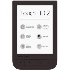 POCKETBOOK TOUCH HD (POCKET-BOOK-PB631E-W)
