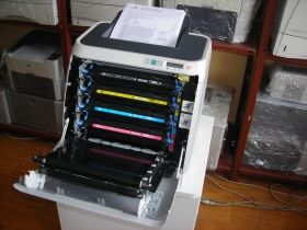 HP Color LaserJet 2605dn