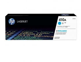 HP 410A Cyan LaserJet Toner Cartridge 2300 копия