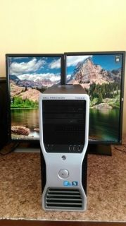 Dell Precision T3500 Quad Core