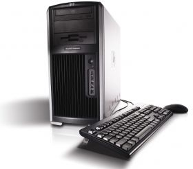 HP Workstation XW9400