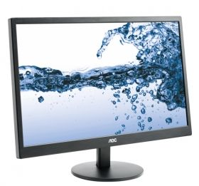 "Монитор AOC E2270SWHN, 21.5"" Wide TN LED, 5 ms, 20M:1 DCR, 200 cd/m2, FullHD 1920x1080, HDMI, Black"