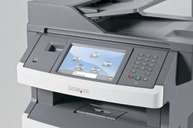Lexmark X464de new without box